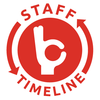 Circles STAFF TIMELINE