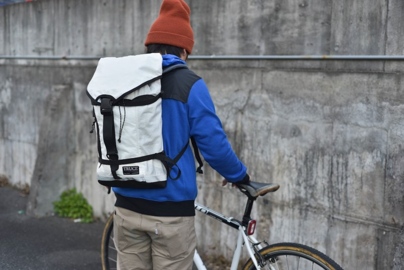 Trucedesigns DropLinerBackpack