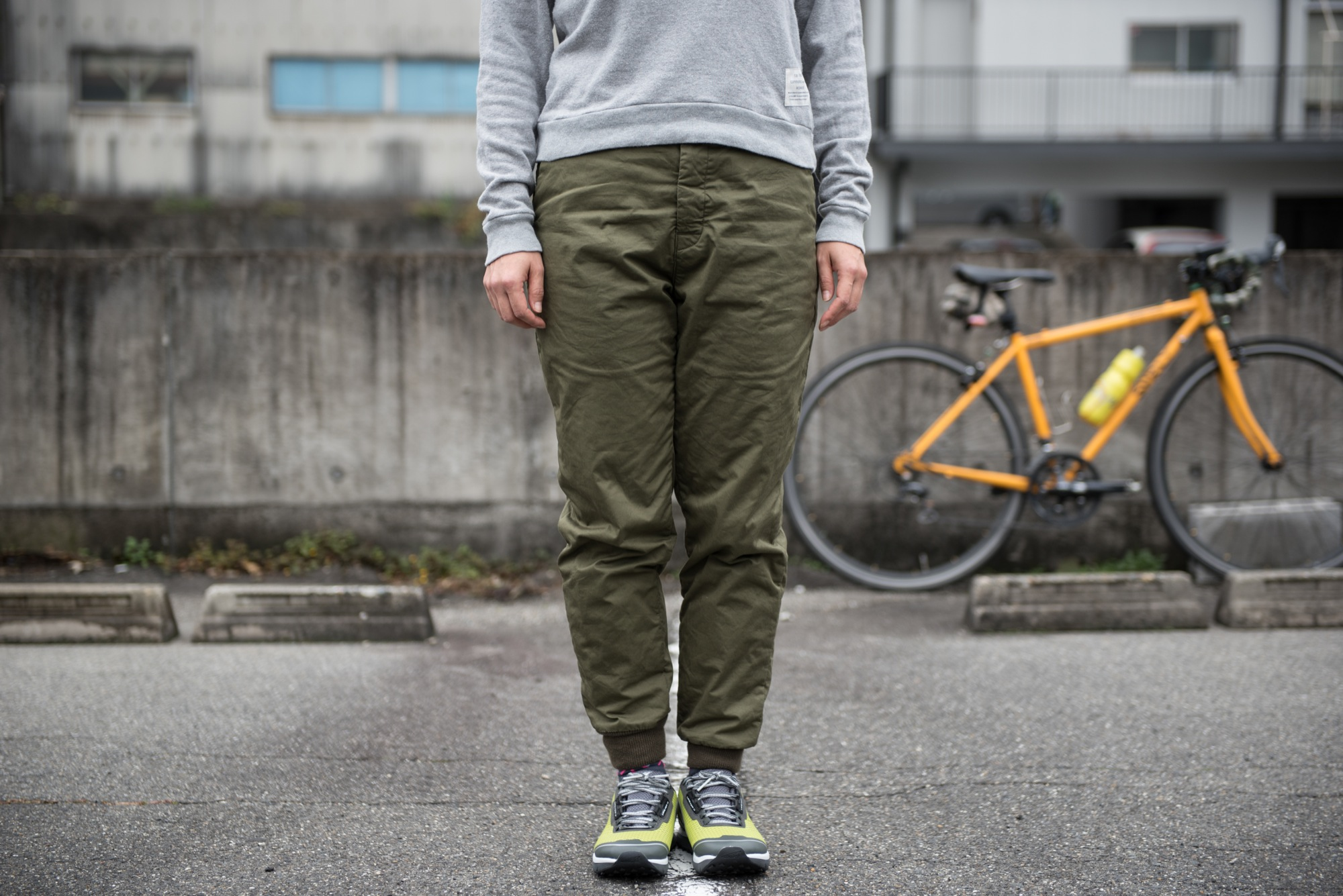 Deeper's Wear DEFENDER RIB PANTS