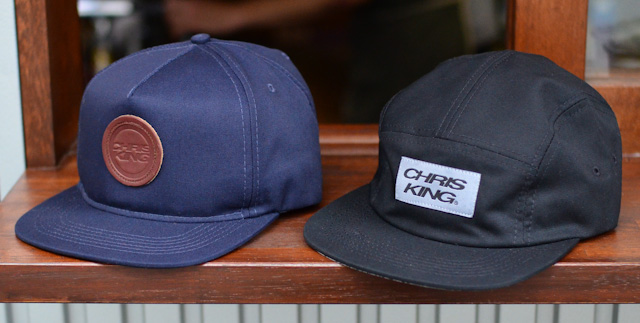 Chris King Cap & Hat