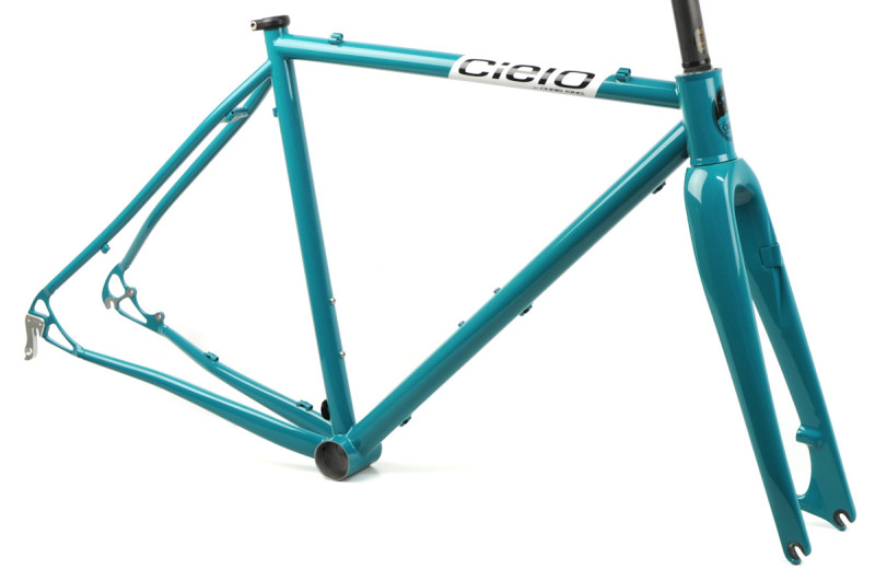 Cielo By Chris King CX Racer Teal Blue