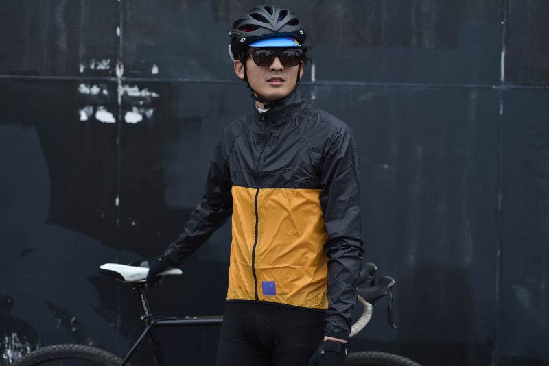 Ride with RingTail Block Breaker Jacket