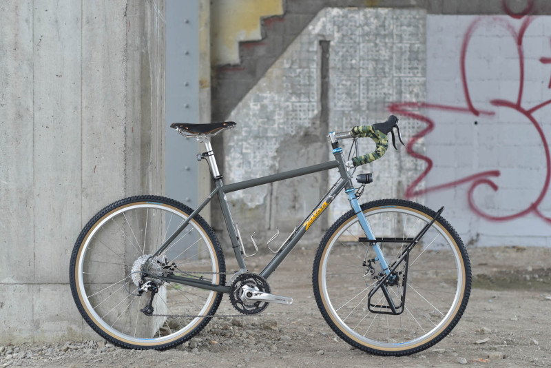Salsa Cycles Vaya 650B