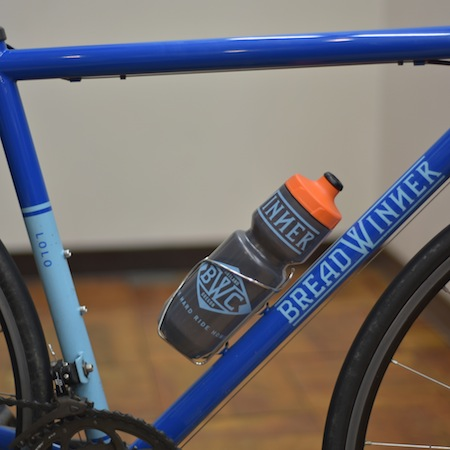 BreadWinner Cycles Water Bottle