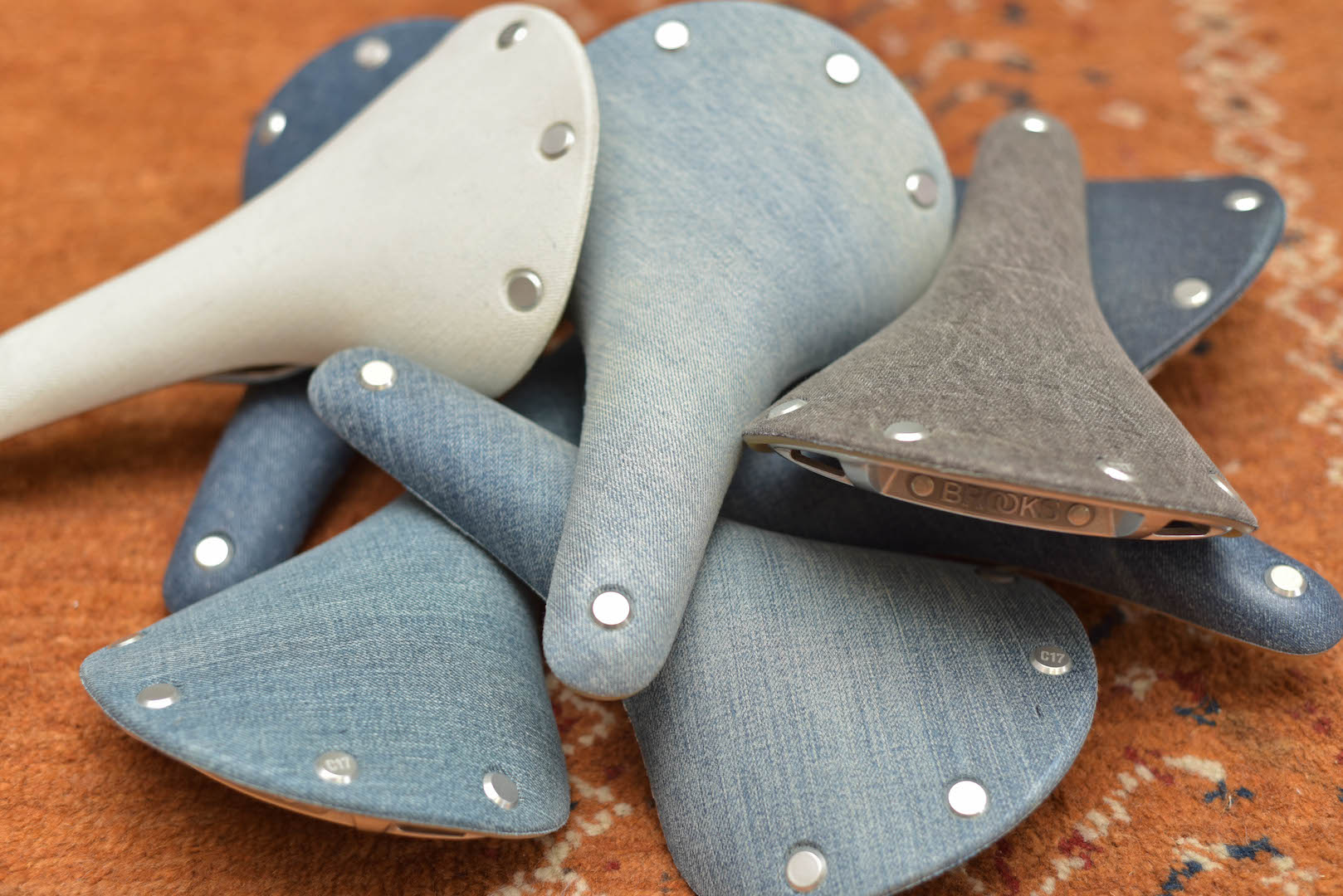 Brooks Cambium C17 Denim