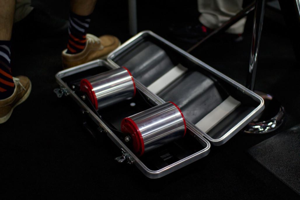 SportCrafters Omnium Case