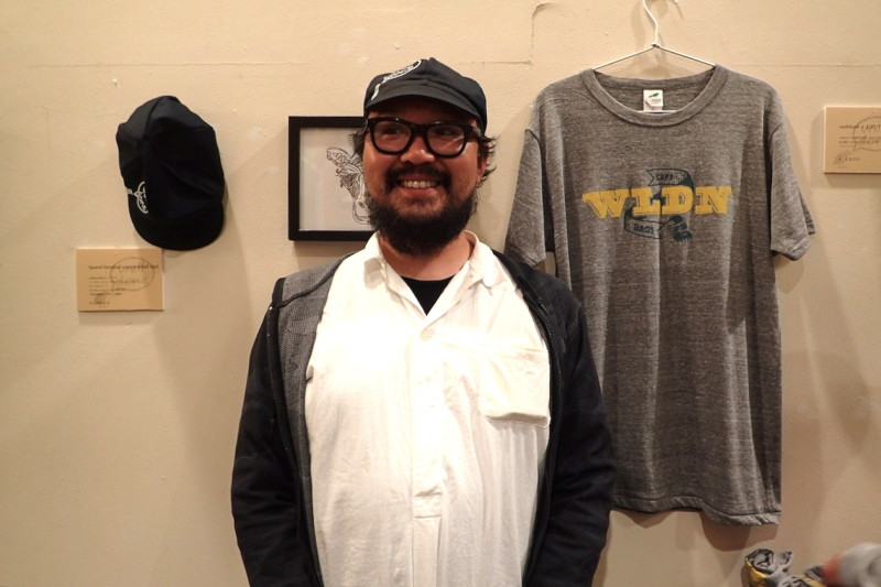 welldone handmade cap & bag exhibition vol.2