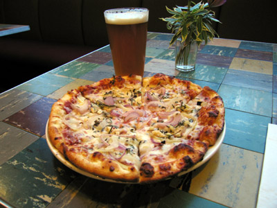 pizza-and-beer
