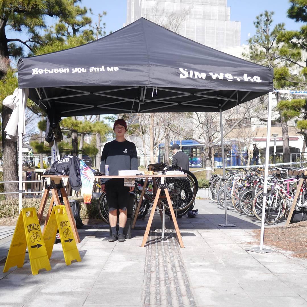 cyclecloak cx東京