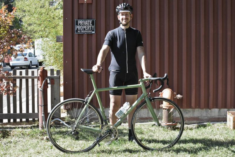 BlackCat Bicycle Todd Ingermanson