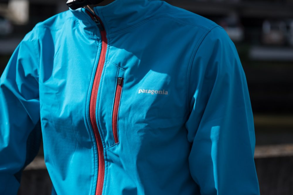 Patagonia Wind Shield Hybrid Softshell Wind Jacket