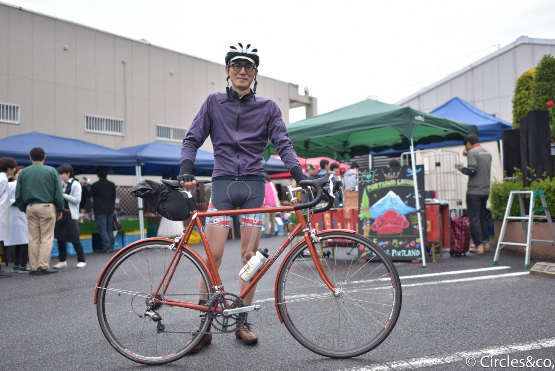 Akira Koshino with Cielo Sportif.