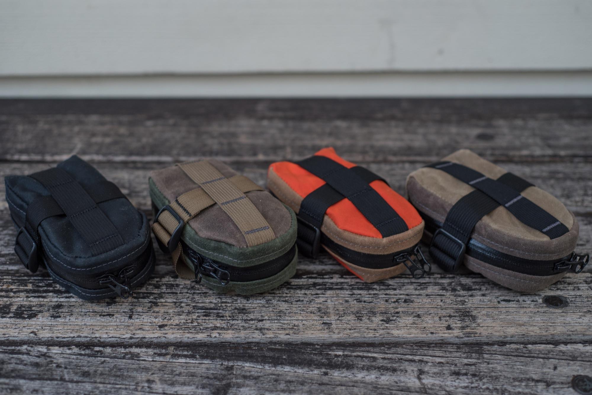 Strawfoot Simple Seat Bag