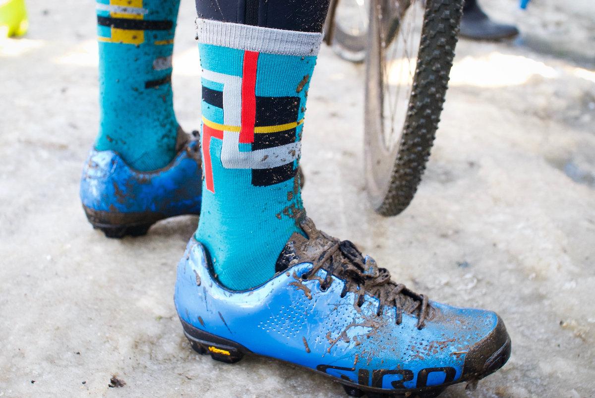 The Athletic Tabby Socks