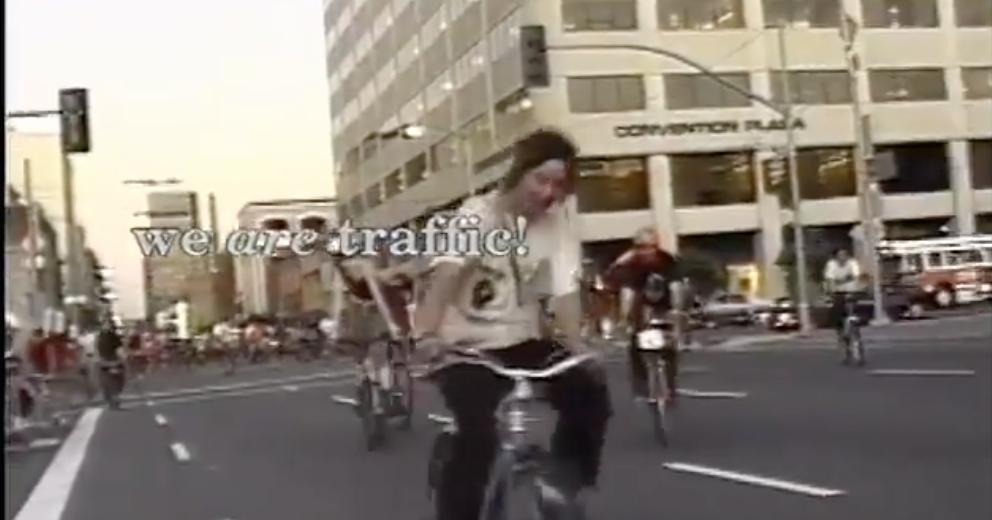 """クリティカルマス映画 """"We are Traffic!"""" 日本語字幕版上映会"""