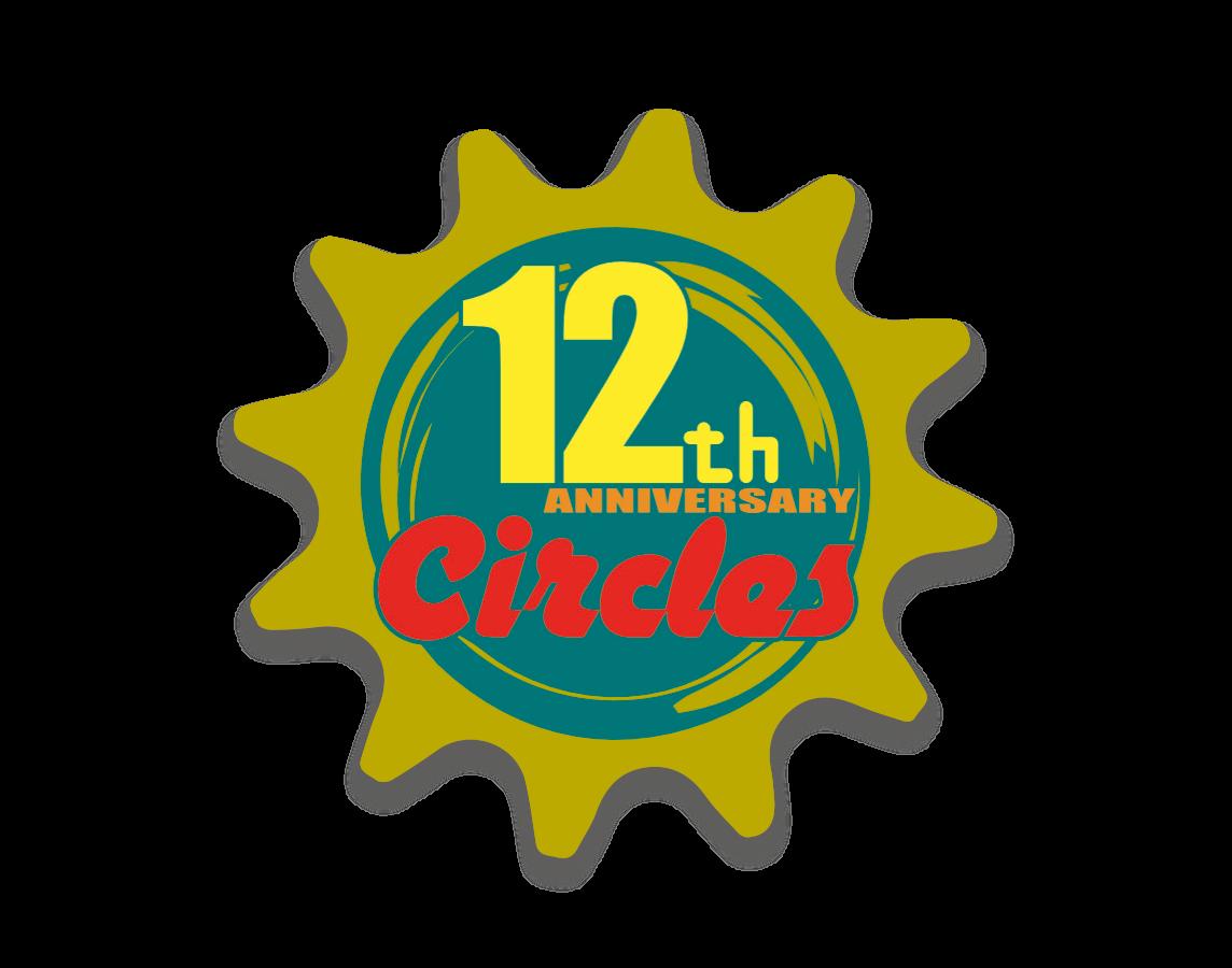 circles 12th anniversary サークルズ12周年ありがとうございます