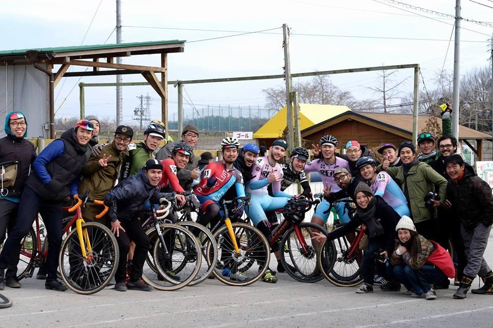 シクロクロスクリニッック With SimWorks CX Racing 【Bike to 愛知牧場】