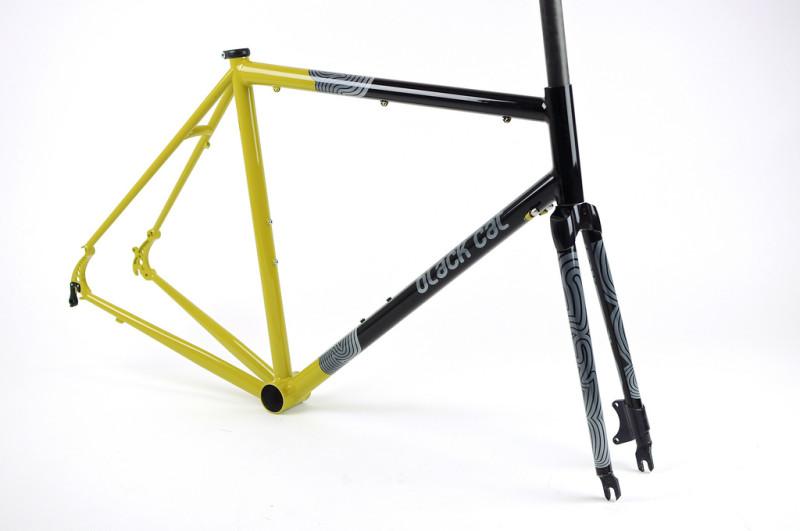Blackcat Bicycles Disc Racer
