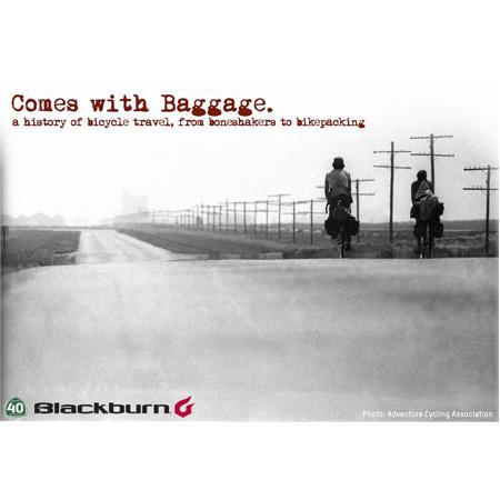 Blackburn Comes With Baggage Movie 上映会