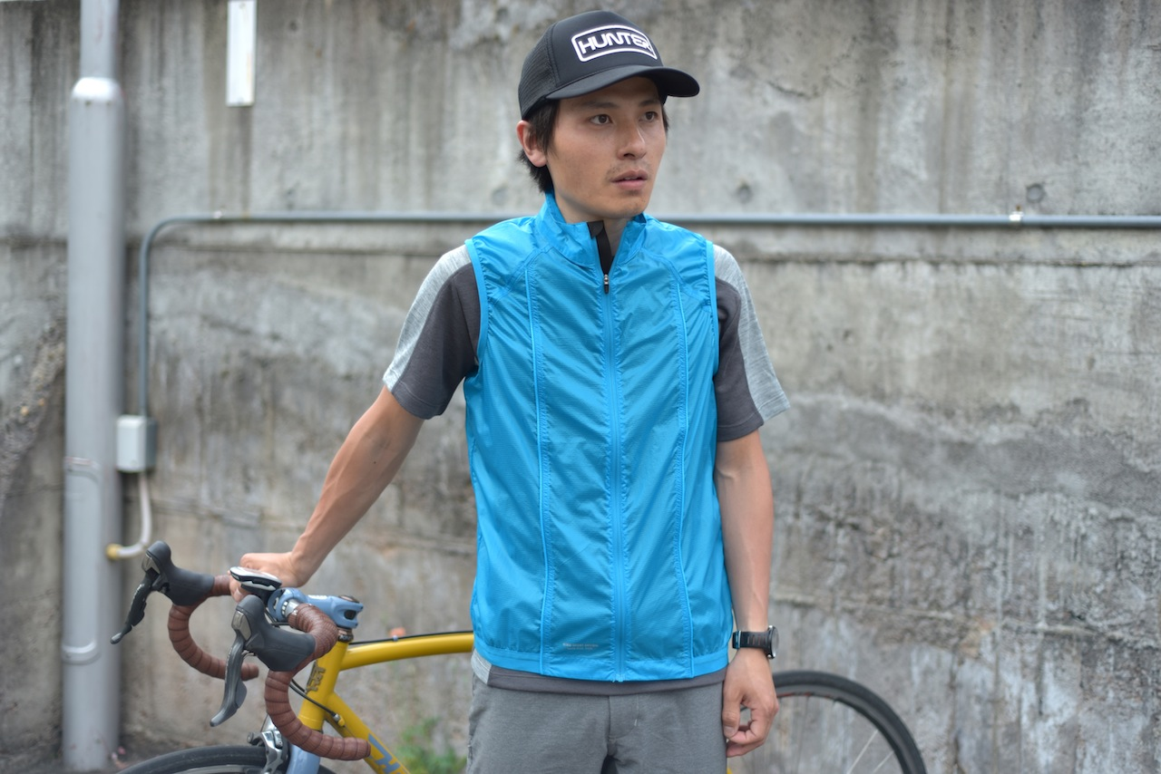 Giro New Road Wind Vest