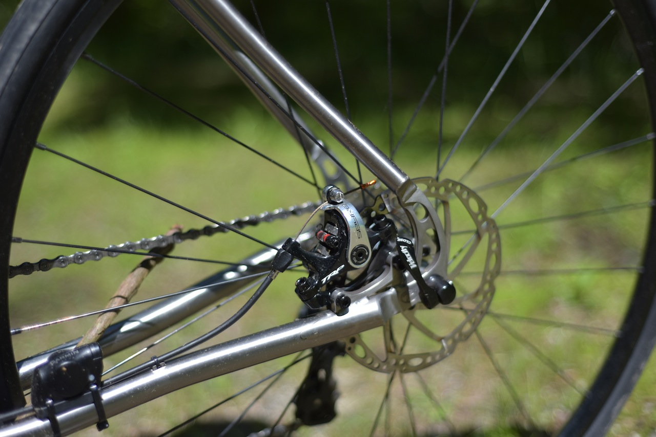Seven Cycles evergreen SL