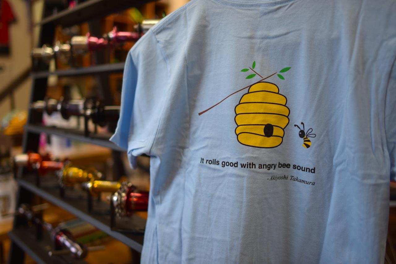 Chris King Angry Bee