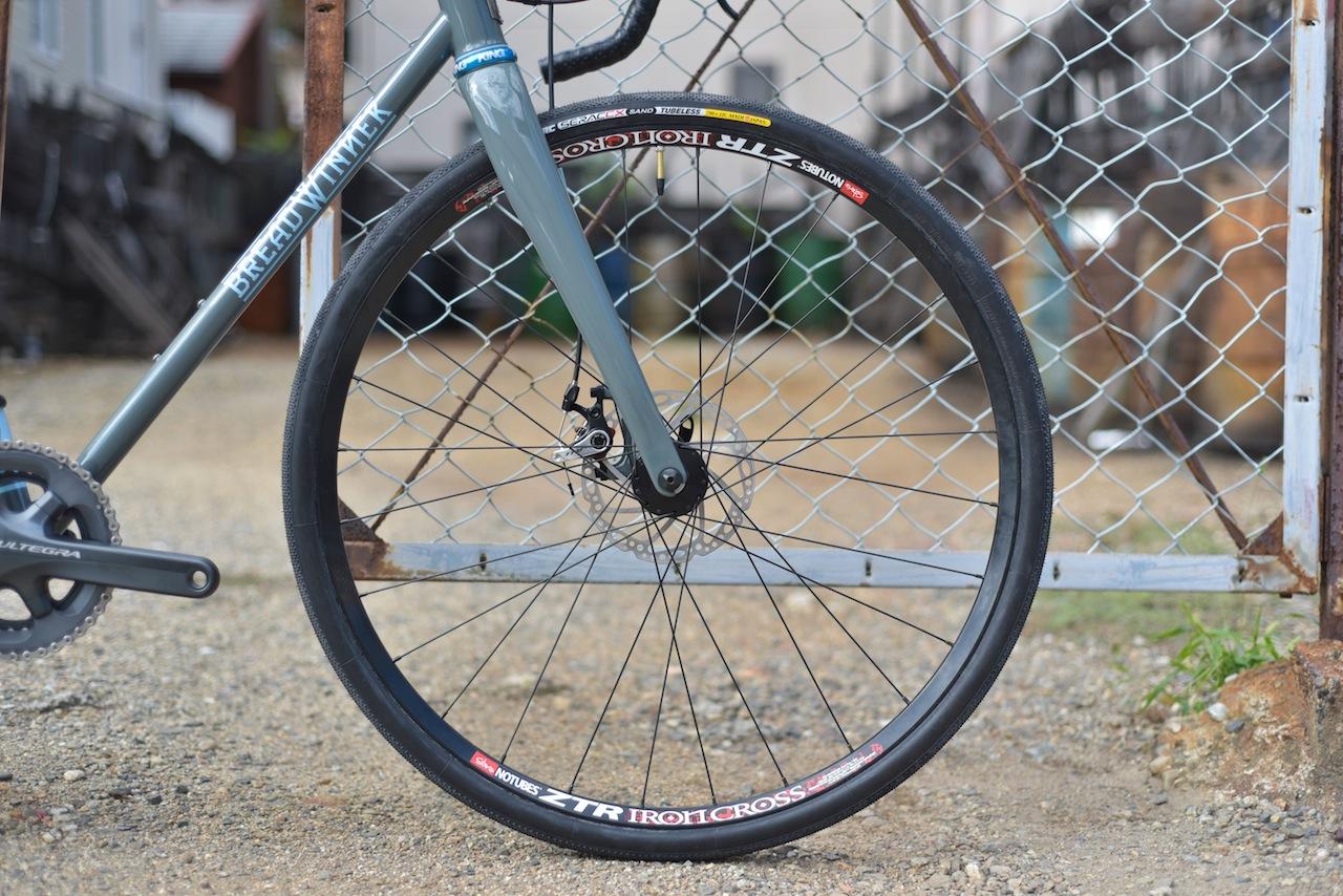 BreadWinner Cycles Holeshot Disc