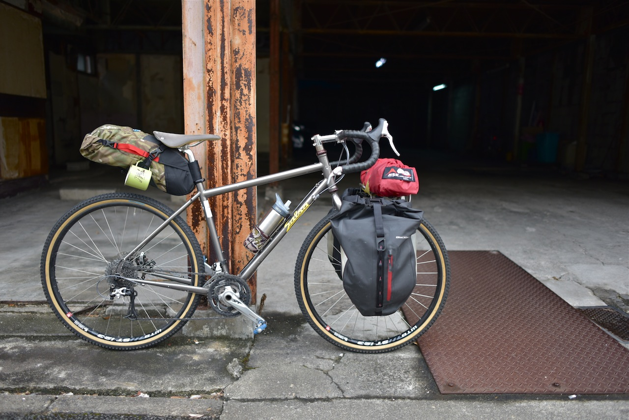 Salsa Cycles Vaya for RIDEALIVE2015