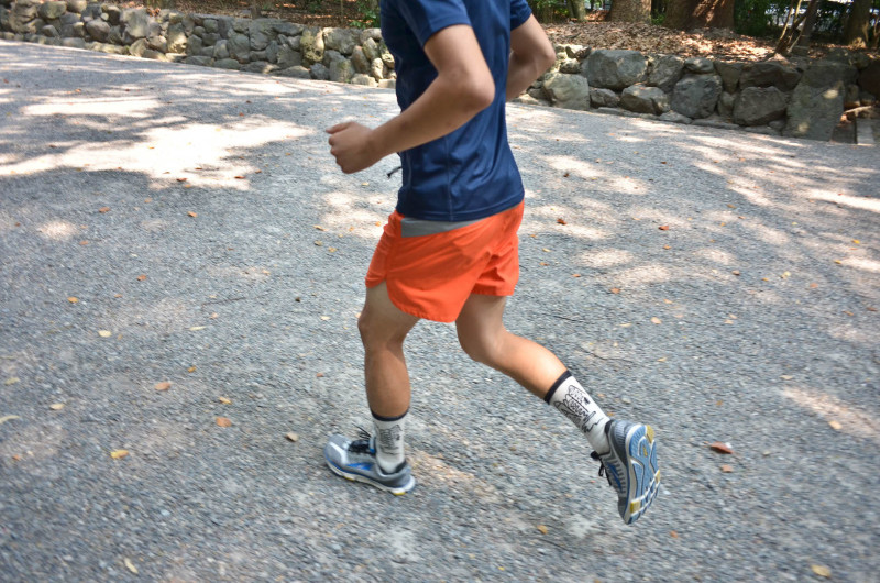Tuesday Running